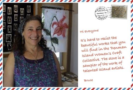 Denman Island Women's Craft Collective